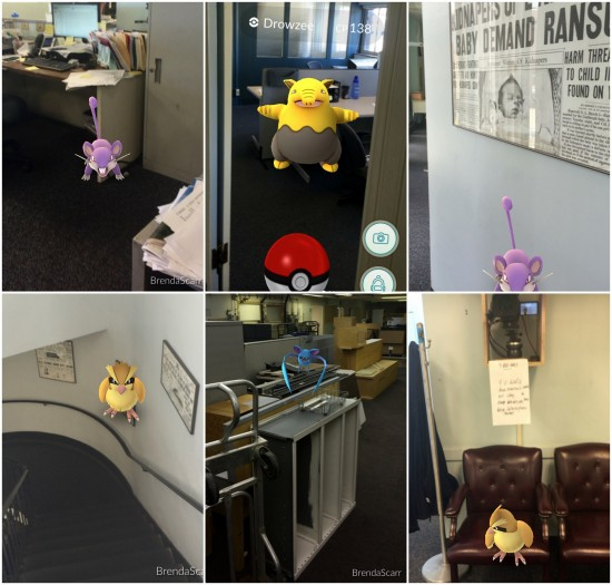 pokemon newsroom newspaper